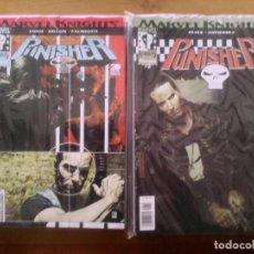 Cómics: MARVEL KNIGHTS .PUNISHER VOLUMEN 2. 1 AL 32. COLECCÍON COMPLETA.. Lote 165627506