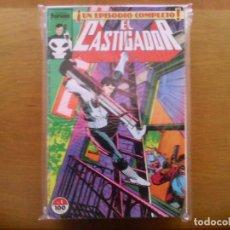 Cómics: EL CASTIGADOR. FORUM. VOLUMEN 1. LOTE DEL 1 AL 30 MÁS EL ESPECIAL CORPORACIÓN DE ASESINOS.. Lote 165627702