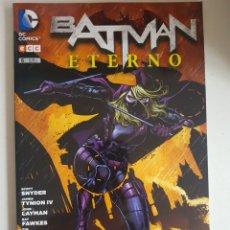 Cómics - BATMAN ETERNO DC COMICS NUMEROS 3-6 Y 7 - 165753750