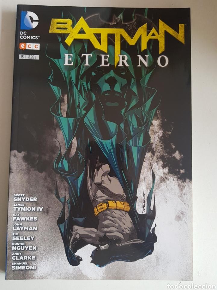 Cómics: BATMAN ETERNO NUMEROS 4 Y 5 DC COMICS - Foto 3 - 165754240