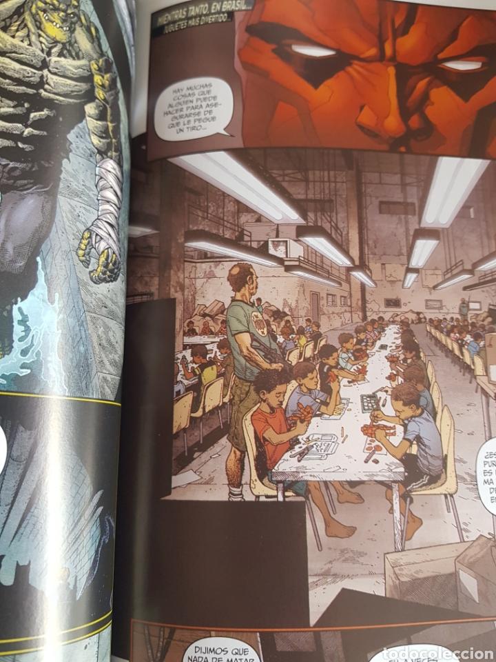 Cómics: BATMAN ETERNO NUMEROS 4 Y 5 DC COMICS - Foto 5 - 165754240