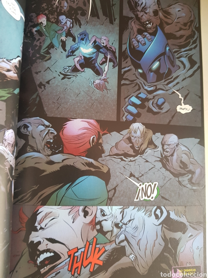 Cómics: BATMAN ETERNO NUMEROS 4 Y 5 DC COMICS - Foto 6 - 165754240