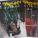 Cómics: BATMAN ETERNO NUMEROS 4 Y 5 DC COMICS. Lote 165754240