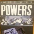 Cómics: POWERS. QUIEN MATO A RETRO GIRL.. Lote 165774570