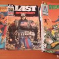 Lote 165928794: LOTE 31 Nº. EPIC COMICS DREADSTAR, THE LAST AMERICAN, MARSHAL LAW