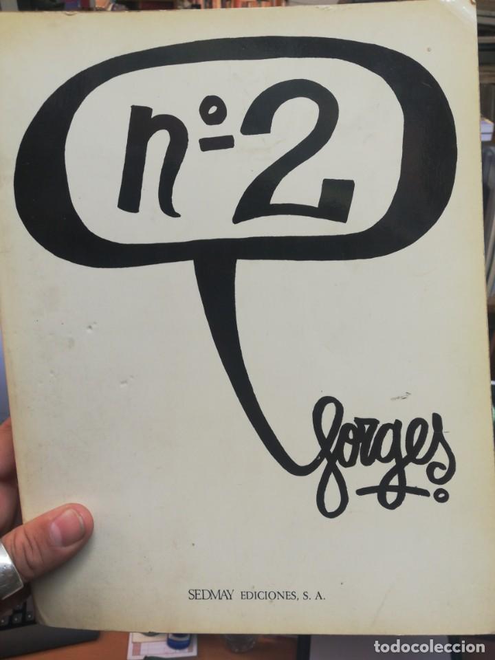 FORGES N. 2 (Tebeos y Comics - Comics otras Editoriales Actuales)