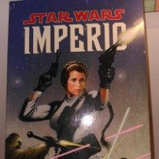 Cómics: 6 COMICS STAR WARS, DIFERENTES EDITORIALES. Lote 165974374