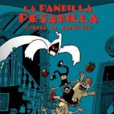 Cómics: LA PANDILLA PESADILLA CONTRA EL ESPECTRO - ALETA EDICIONES - IMPECABLE - OFI15S. Lote 166011174