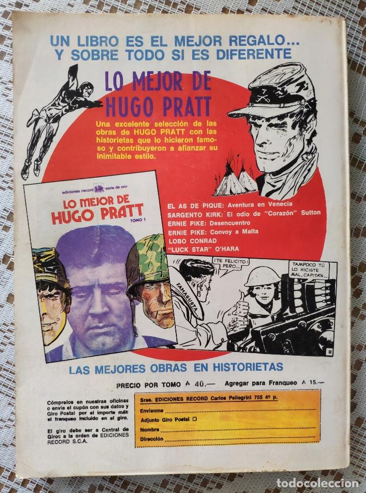 Cómics: FENIX (COLECCION COMPLETA) + LIBRO DE ORO - BRECCIA, ZANOTTO, ARTURO DEL CASTILLO... (RECORD 1988) - Foto 4 - 166024970