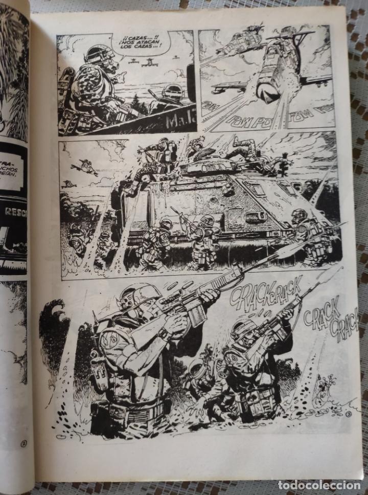 Cómics: FENIX (COLECCION COMPLETA) + LIBRO DE ORO - BRECCIA, ZANOTTO, ARTURO DEL CASTILLO... (RECORD 1988) - Foto 6 - 166024970