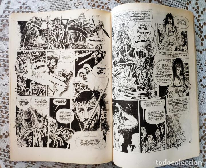 Cómics: FENIX (COLECCION COMPLETA) + LIBRO DE ORO - BRECCIA, ZANOTTO, ARTURO DEL CASTILLO... (RECORD 1988) - Foto 7 - 166024970