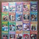 Cómics: FENIX (COLECCION COMPLETA) + LIBRO DE ORO - BRECCIA, ZANOTTO, ARTURO DEL CASTILLO... (RECORD 1988). Lote 166024970