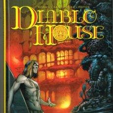 Cómics: DIABLO HOUSE. NORMA EDITORIAL. Lote 166033298