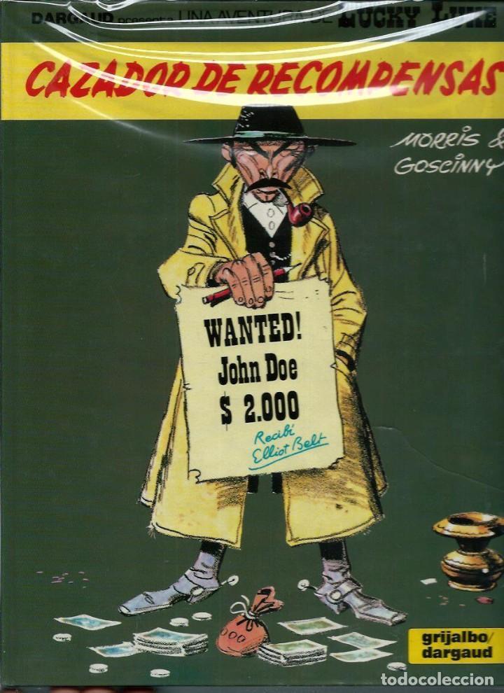 Cómics: LUCKY LUKE - ED. JUNIOR Y GRIJALBO-DARGAUD - 56 ALBUMES, COLECCION COMPLETA EN 1ª EDICION, VER DESCR - Foto 18 - 166126574
