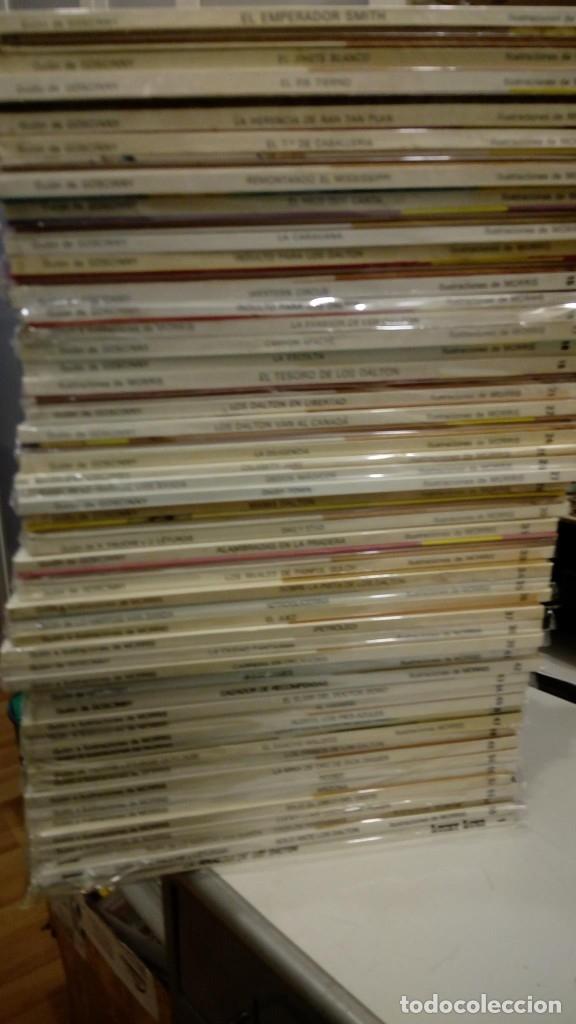 Cómics: LUCKY LUKE - ED. JUNIOR Y GRIJALBO-DARGAUD - 56 ALBUMES, COLECCION COMPLETA EN 1ª EDICION, VER DESCR - Foto 25 - 166126574