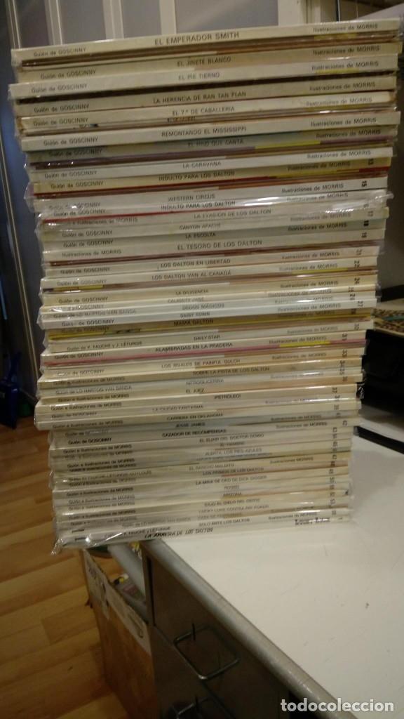 Cómics: LUCKY LUKE - ED. JUNIOR Y GRIJALBO-DARGAUD - 56 ALBUMES, COLECCION COMPLETA EN 1ª EDICION, VER DESCR - Foto 26 - 166126574