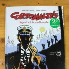 Cómics: CORTOMALTES, BAJO EL SOL DE MEDIANOCHE.. Lote 166132681