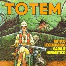 Cómics: TOTEM - NÚMERO 28. Lote 166265054