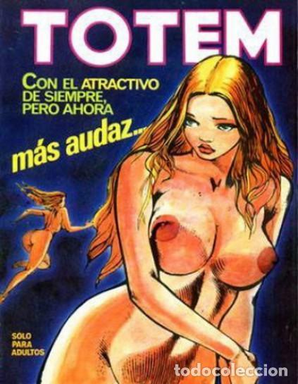 TOTEM - NÚMERO 58 (Tebeos y Comics - Comics otras Editoriales Actuales)