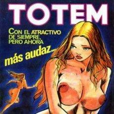 Cómics: TOTEM - NÚMERO 58. Lote 206759436
