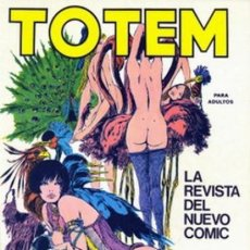 Cómics: TOTEM - NÚMERO 2. Lote 166265474