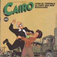 Cómics: CAIRO - NÚMERO 46. Lote 166265750