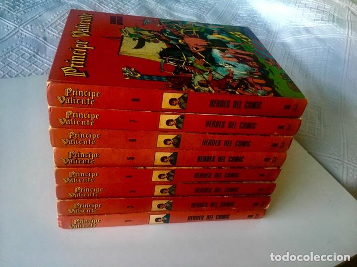 Cómics: PRINCIPE VALIENTE. Héroes del cómic. BURU LAN. Colección completa 8 tomos - Foto 13 - 149757316