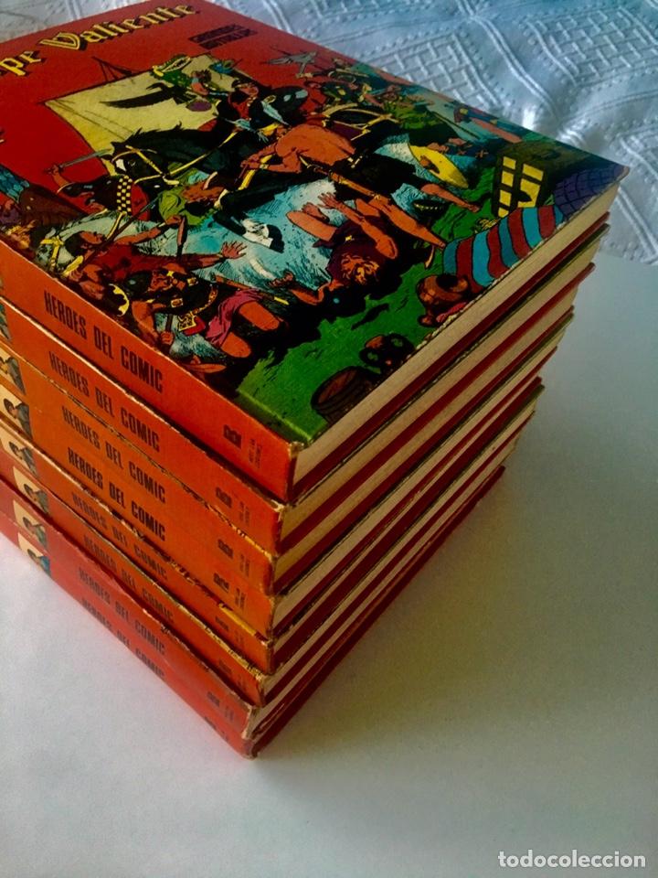 PRINCIPE VALIENTE. HÉROES DEL CÓMIC. BURU LAN. COLECCIÓN COMPLETA 8 TOMOS (Tebeos y Comics - Buru-Lan - Principe Valiente)