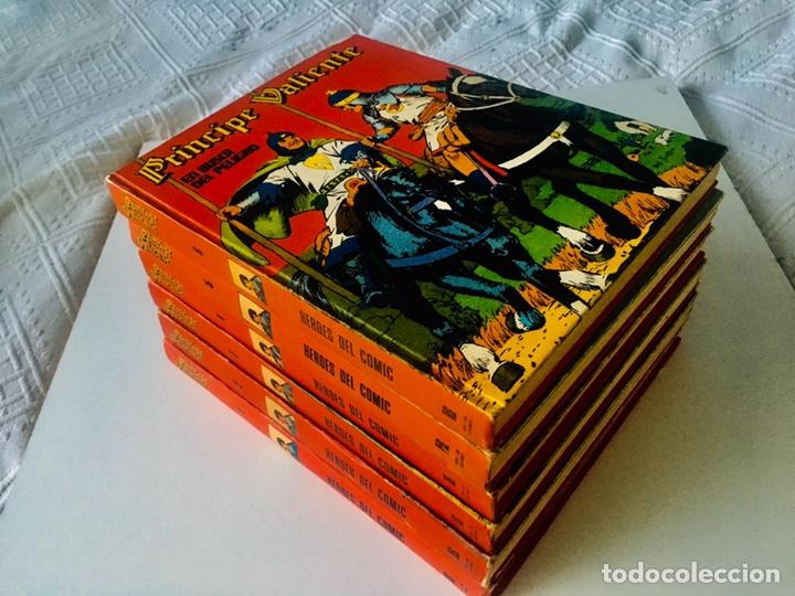 Cómics: PRINCIPE VALIENTE. Héroes del cómic. BURU LAN. Colección completa 8 tomos - Foto 4 - 149757316