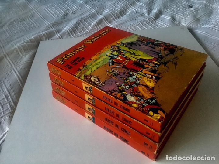 Cómics: PRINCIPE VALIENTE. Héroes del cómic. BURU LAN. Colección completa 8 tomos - Foto 5 - 149757316