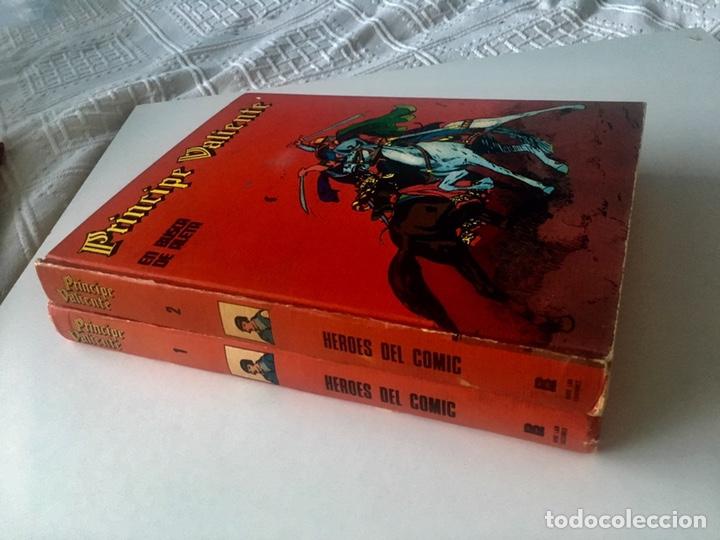 Cómics: PRINCIPE VALIENTE. Héroes del cómic. BURU LAN. Colección completa 8 tomos - Foto 7 - 149757316