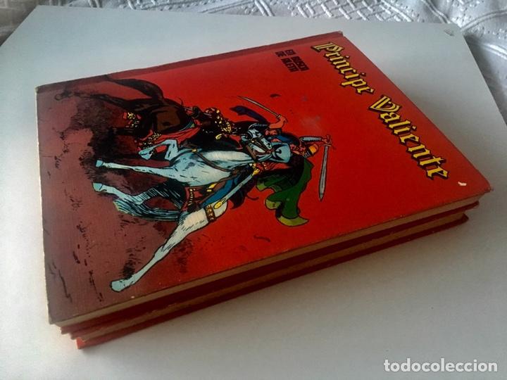 Cómics: PRINCIPE VALIENTE. Héroes del cómic. BURU LAN. Colección completa 8 tomos - Foto 8 - 149757316