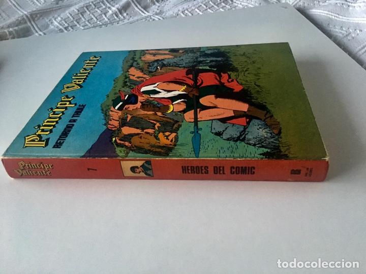 Cómics: PRINCIPE VALIENTE. Héroes del cómic. BURU LAN. Colección completa 8 tomos - Foto 12 - 149757316