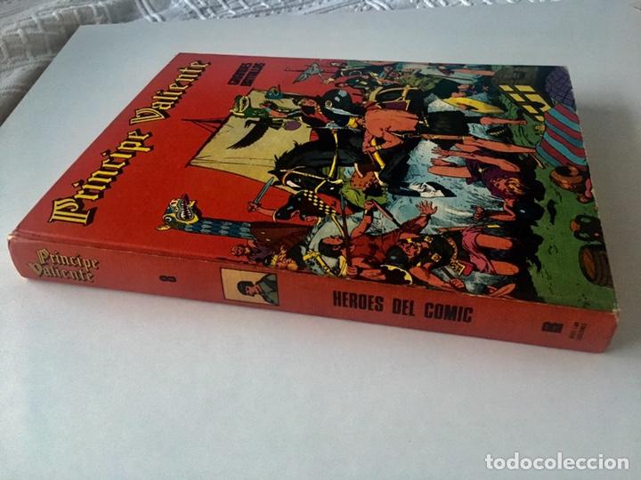 Cómics: PRINCIPE VALIENTE. Héroes del cómic. BURU LAN. Colección completa 8 tomos - Foto 11 - 149757316