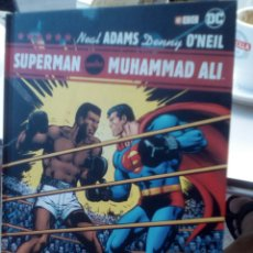 Cómics: SUPERMAN CONTRA MUHAMMAD ALI. NEIL ADAMS. Lote 166445568
