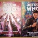 Cómics: DOCTOR WHO LOTE 2 TOMOS CUATRO DOCTORES Y REVOLUCION DEL TERROR. BBC. NUEVOS . Lote 166464806