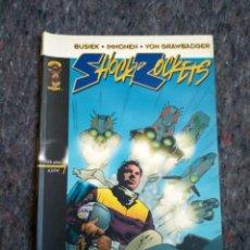 Cómics: SHOCKROCKETS Nº 1 - KURT BUSIEK & STUART IMMONEN. Lote 166480690