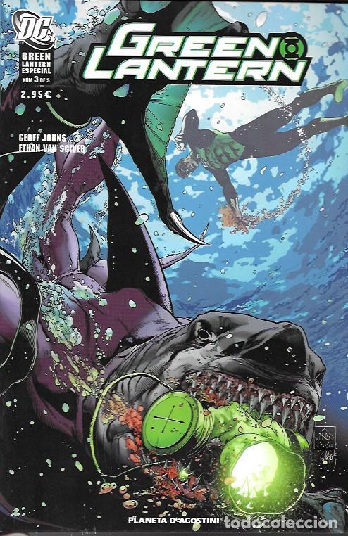 GREEN LANTERN ESPECIAL. PLANETA DEAGOSTINI 2006. Nº 3 (Tebeos y Comics - Comics otras Editoriales Actuales)