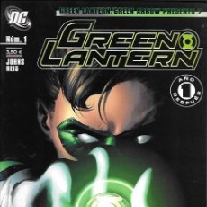 Cómics: GREEN LANTERN/GREEN ARROW PRESENTA. PLANETA DEAGOSTINI 2007. GREEN LANTERN Nº 1. Lote 175487110