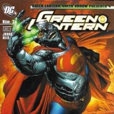 Cómics: GREEN LANTERN/GREEN ARROW PRESENTA. PLANETA DEAGOSTINI 2007. GREEN LANTERN Nº 2. Lote 175487129
