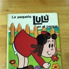 Cómics: LA PEQUEÑA LULU. 1984. NÚM 1. TIMUN MAS.. Lote 166520966