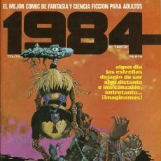 Cómics: 1984 - NÚMERO 13. Lote 166521154