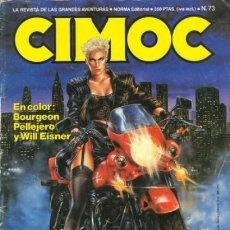 Cómics: CIMOC - NÚMERO 73. Lote 166521310