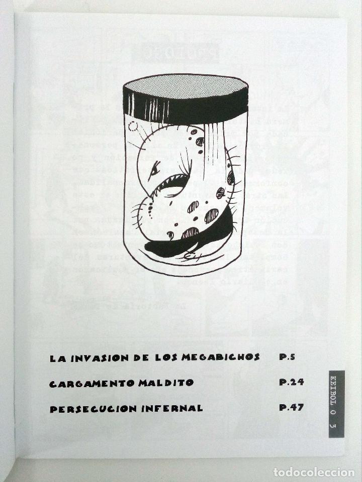 Cómics: KEIBOL BLACK (Miguel Ángel Martin MRTN) La Factoría de ideas, 2003. OFRT antes 7E - Foto 3 - 194294127