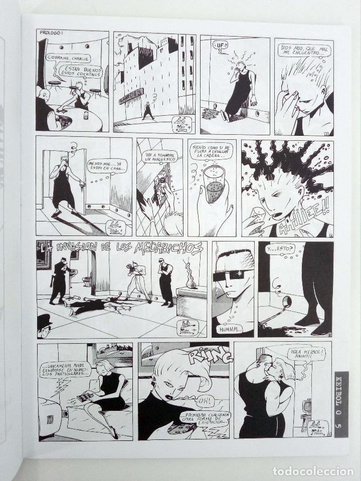 Cómics: KEIBOL BLACK (Miguel Ángel Martin MRTN) La Factoría de ideas, 2003. OFRT antes 7E - Foto 4 - 194294127