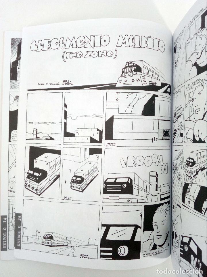 Cómics: KEIBOL BLACK (Miguel Ángel Martin MRTN) La Factoría de ideas, 2003. OFRT antes 7E - Foto 5 - 194294127