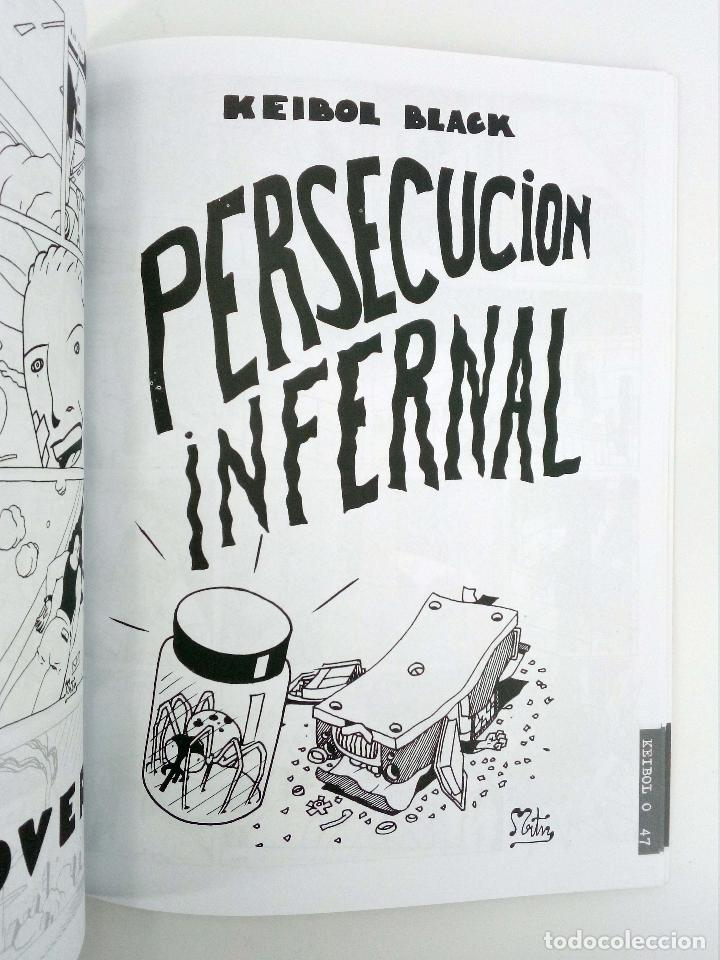 Cómics: KEIBOL BLACK (Miguel Ángel Martin MRTN) La Factoría de ideas, 2003. OFRT antes 7E - Foto 6 - 194294127
