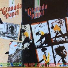 Comics : LA GRANADA DE PAPEL NÚMEROS 1 Y 2 AÑO 1984. Lote 166629789