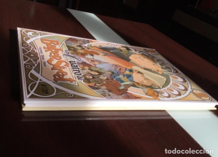 Cómics: Cómics. LOS CUATRO DE BAKER STREET 01 - OLIVIER LEGRAN/JEAN-BLAISE DJIAN/DAVID ETIEN (Cartoné) - Foto 3 - 166706762