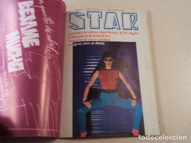 Cómics: ÁLBUM STAR Nº 18 - RETAPADO CON LOS Nº 56 Y 57 - Foto 3 - 166766690